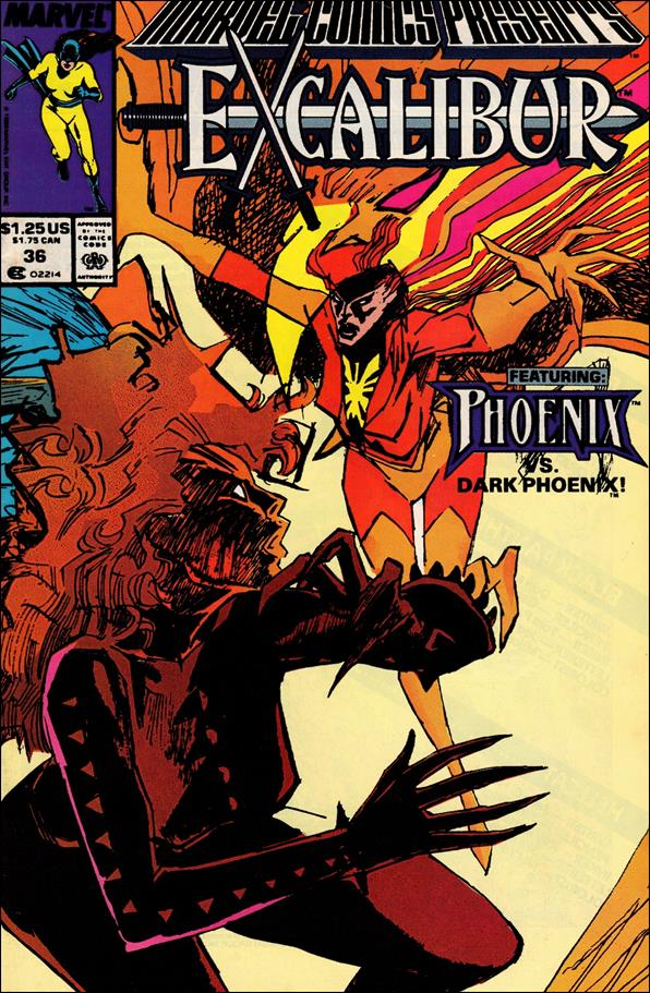 Marvel Comics Presents (1988) 36-A by Marvel