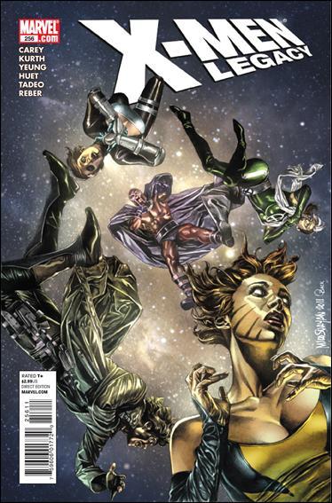 X-Men Legacy (2008) 256-A by Marvel