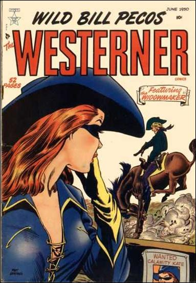 Westerner (1948) 27-A by Toytown