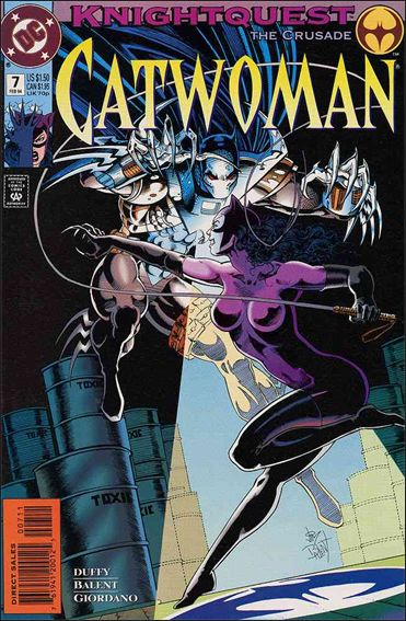 Catwoman (1993) 7-A by DC