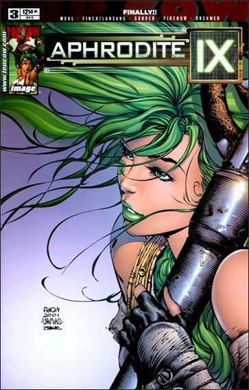 Aphrodite IX (2000) 3-A by Top Cow