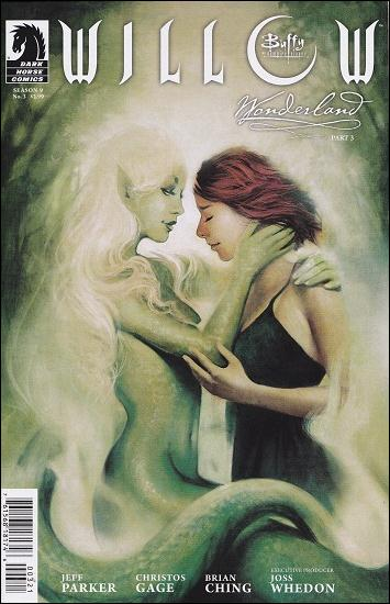 Willow (2012) 3-B by Dark Horse