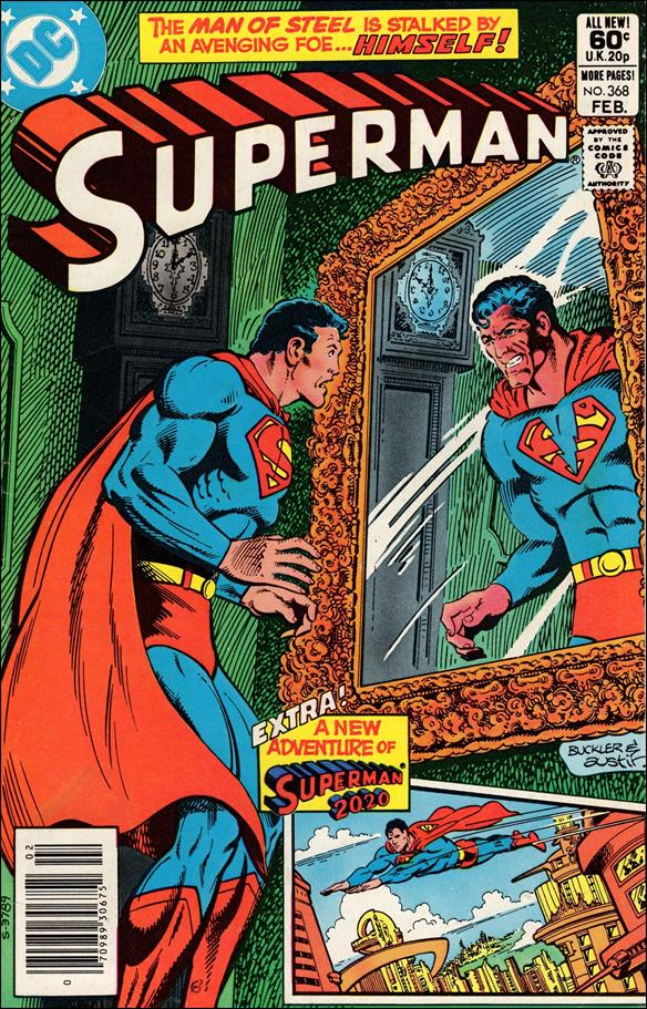 Superman (1939) 368-A by DC