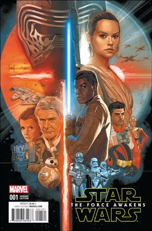 Star Wars: The Force Awakens Adaptation 1-C