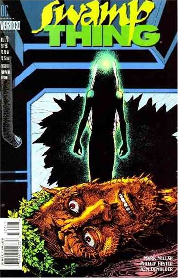 Swamp Thing (1986) 170-A by Vertigo