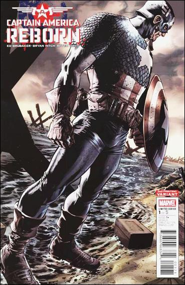Captain America: Reborn 1-G by Marvel