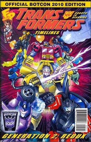 Transformers: Timelines (2006) 5-B