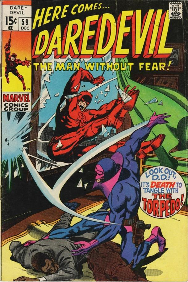 Daredevil (1964) 59-A by Marvel