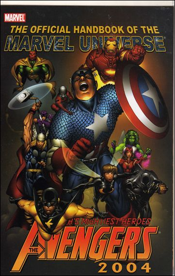 Official Handbook of the Marvel Universe: Avengers 2004 nn-A by Marvel