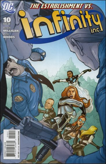Infinity Inc. (2007) 10-A by DC