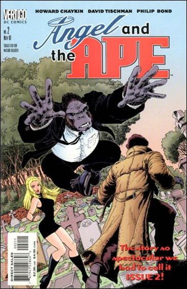 Angel and the Ape (2001) 2-A by Vertigo