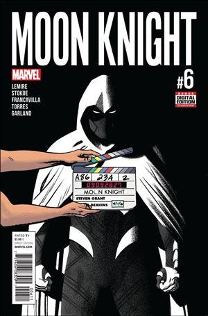 Moon Knight (2016) 6-A