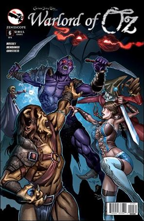 Grimm Fairy Tales Presents Warlord of Oz 6-C