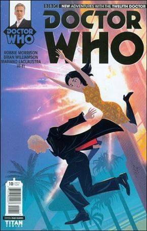 Doctor Who: The Twelfth Doctor 10-A