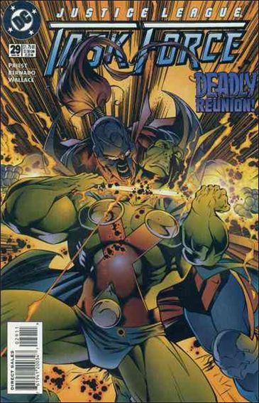 Justice League Task Force 29-A by DC