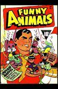 Fawcett's Funny Animals 1-A
