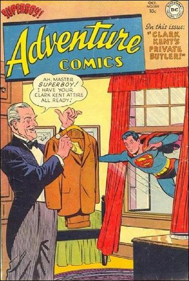 Adventure Comics (1938) 169-A by DC