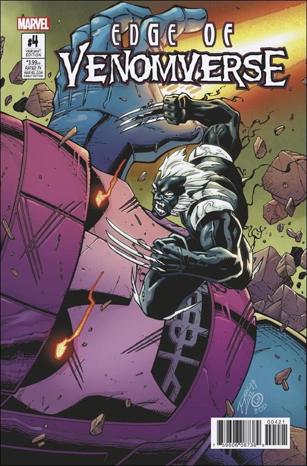 Edge of Venomverse 4-B by Marvel