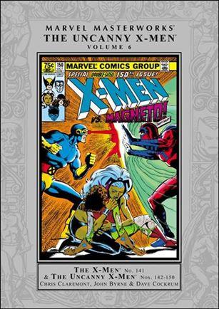Marvel Masterworks: The Uncanny X-Men 6-A