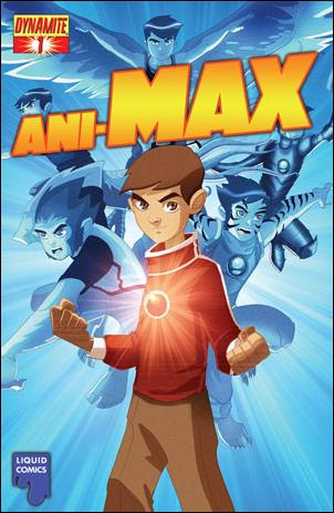 Ani-Max 1-A by Dynamite Entertainment