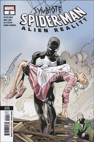 Symbiote Spider-Man: Alien Reality 2-E