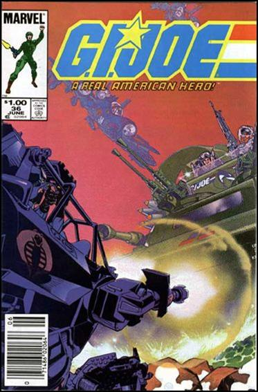 G.I. Joe: A Real American Hero 36-B by IDW