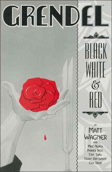 Grendel: Black, White, & Red 3-A by Dark Horse