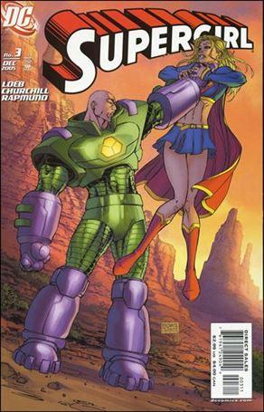 Supergirl (2005) 3-B