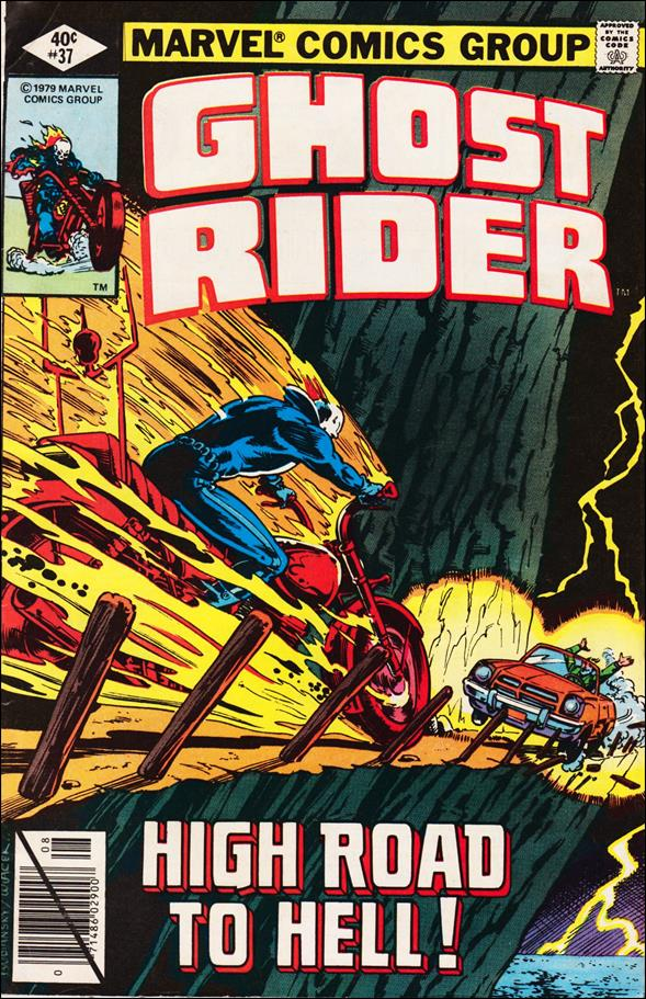 Ghost Rider (1973) 37-A by Marvel