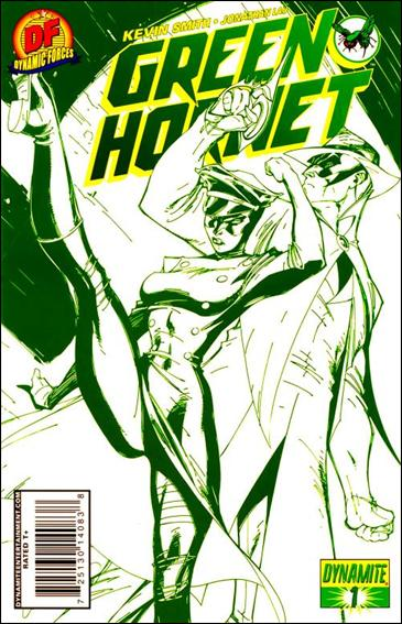 Green Hornet (2010) 1-I by Dynamite Entertainment