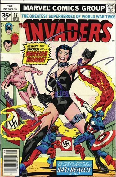Invaders (1975) 17-B by Marvel