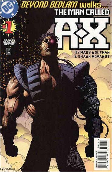 Man Called A-X (1997) 1-A by DC