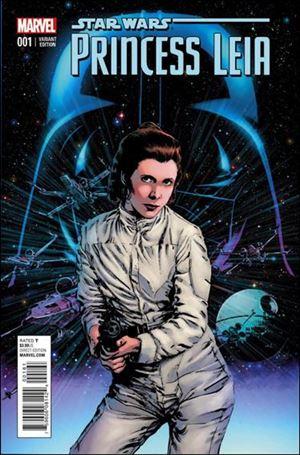 Princess Leia 1-D