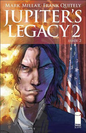 Jupiter's Legacy Vol 2 2-B
