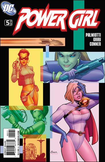 Power Girl (2009) 5-A by DC