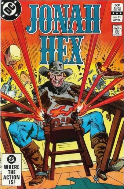 Jonah Hex (1977) 71-A by DC
