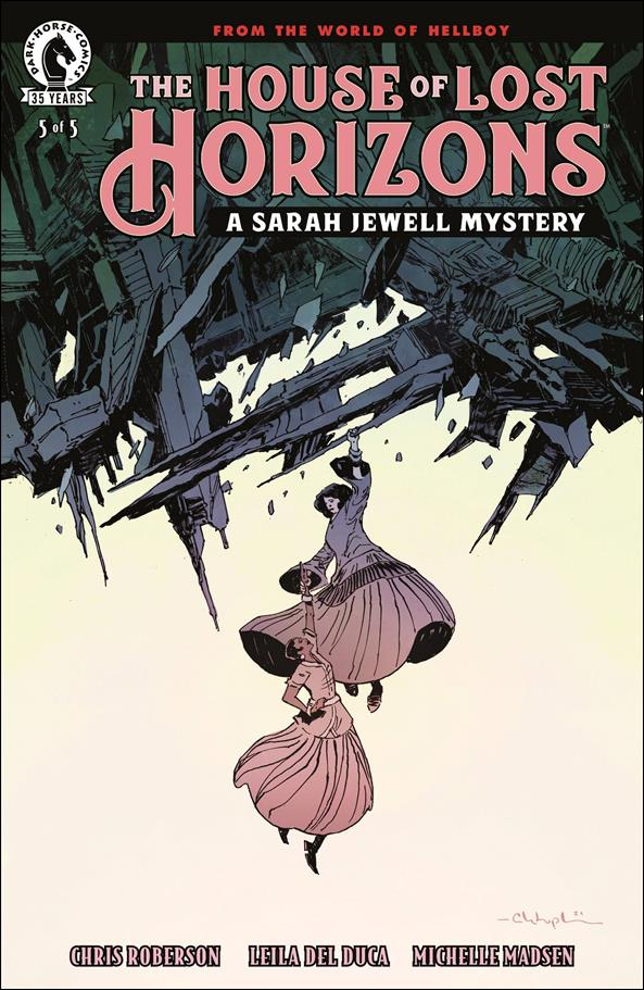 House of Lost Horizons: A Sarah Jewell Mystery 5-A by Dark Horse