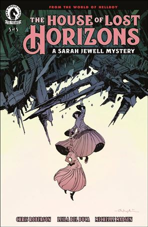 House of Lost Horizons: A Sarah Jewell Mystery 5-A