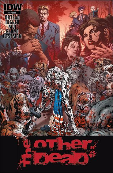 Other Dead 2-A by IDW