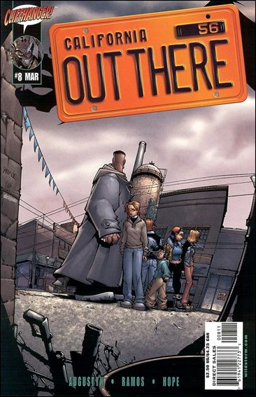 Out There 8-A by WildStorm
