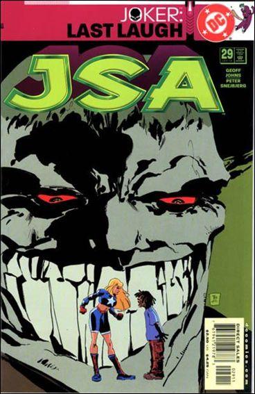 JSA 29-A by DC