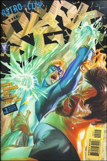 Astro City: Dark Age/Book Three 2-A by WildStorm