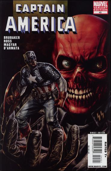 Captain America (2005) 45-B by Marvel