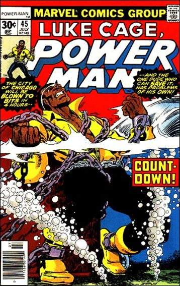 Power Man 45-A by Marvel