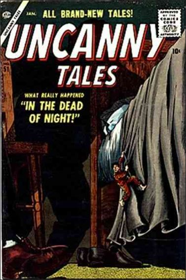 Uncanny Tales (1952) 51-A by Atlas