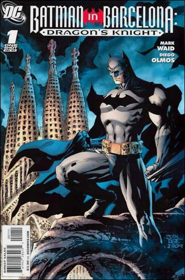 Batman in Barcelona: Dragon's Knight 1-A by DC