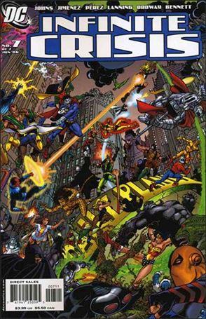 Infinite Crisis 7-B