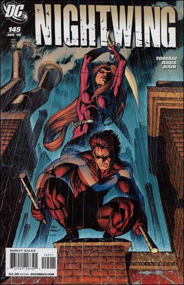 Nightwing (1996) 145-A by DC