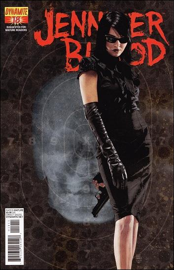 Jennifer Blood 18-A by Dynamite Entertainment