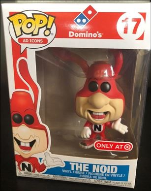 POP! Ad Icons The Noid Target Exclusive
